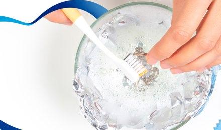 Conoce este truco sencillo para pulir la plata