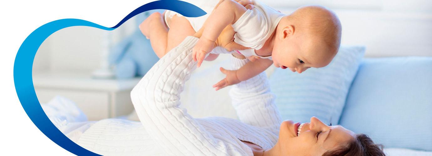 Cómo mantener tu hogar impecable con la llegada de un nuevo bebé.