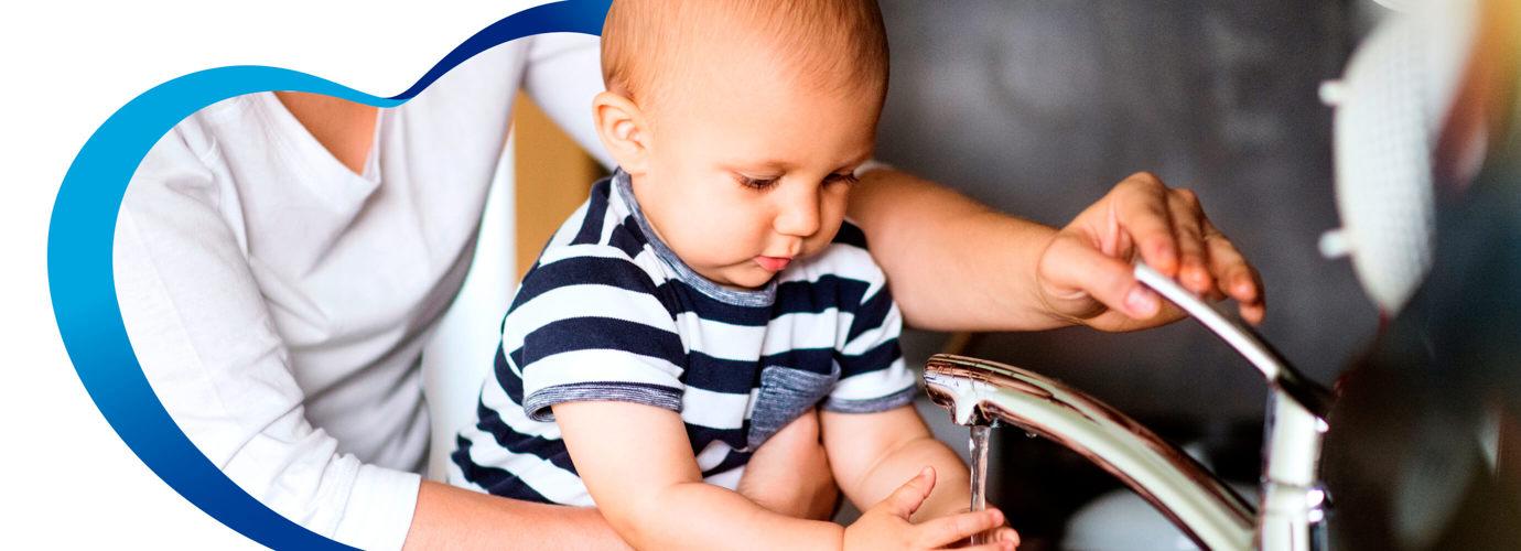 Tips para enseñarle la importancia de la limpieza a tus hijos