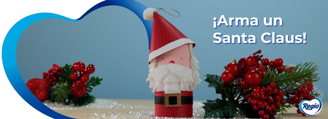Regio Manualidades Santa Claus