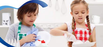 ¿Cómo Crear Hábitos De Limpieza En Tus Niños De Un Modo Fácil Y Divertido