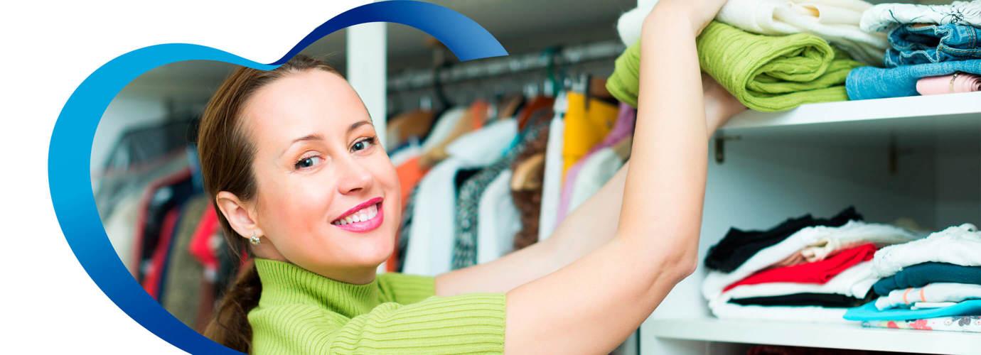 Tips sencillos para organizar el hogar