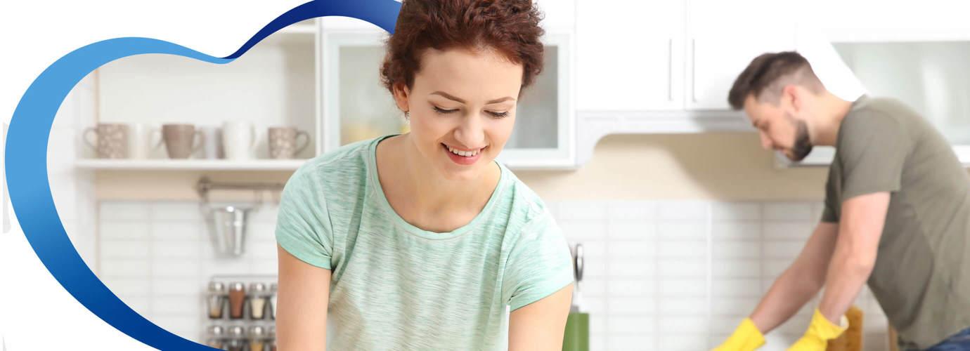 Tips sencillos para la limpieza en casa