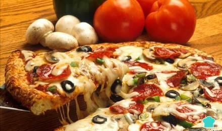 3 pizzas caseras para hacer en familia