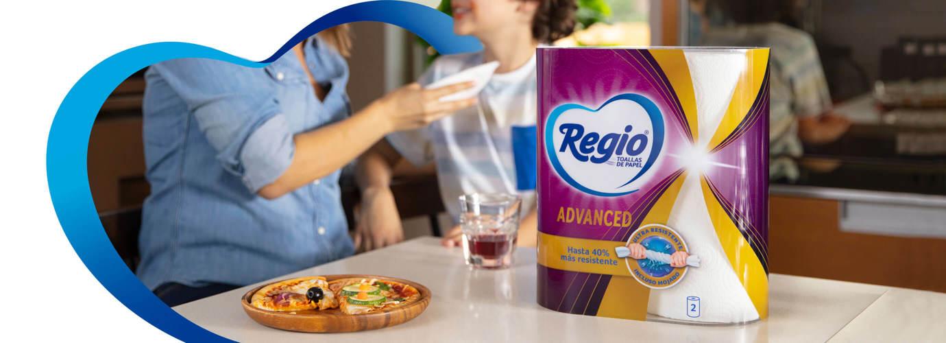 ¡Prepara unas deliciosas recetas de la mano con Regio® Advanced y gana una clase de cocina!