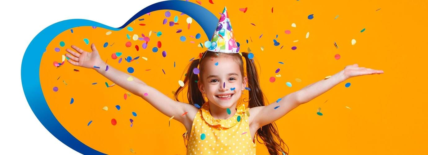 Organiza una fiesta infantil sin gastar tanto