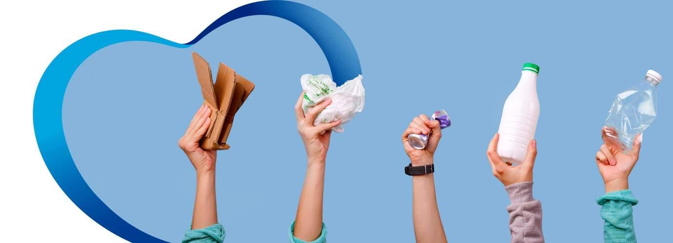 ¿Qué es biodegradable y no biodegradable?