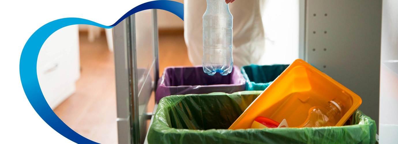 Reduce los desechos en casa
