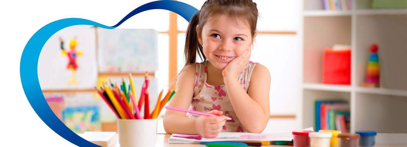 Organiza un espacio didáctico para tus hijos