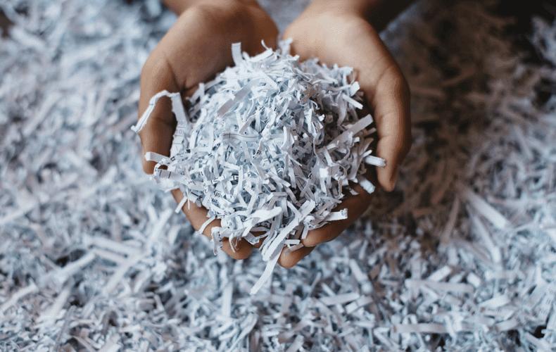 Fibras reciclables