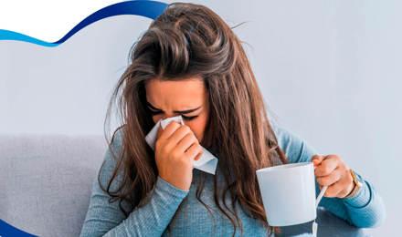 Diferencias entre la alergia y el resfriado
