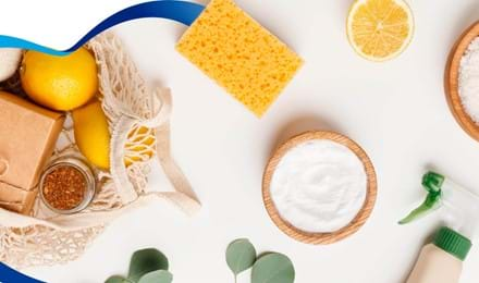 6 consejos para una limpieza ecológica del hogar