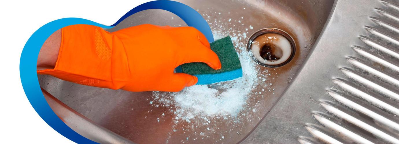 ¿Cómo limpiar el aluminio?