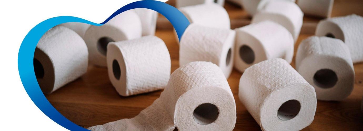 Conoce la historia del papel higiénico