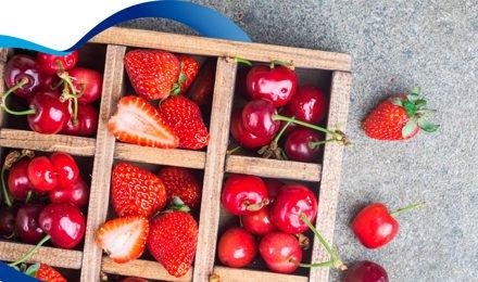 Mantén tus frutos rojos frescos con estos tips.