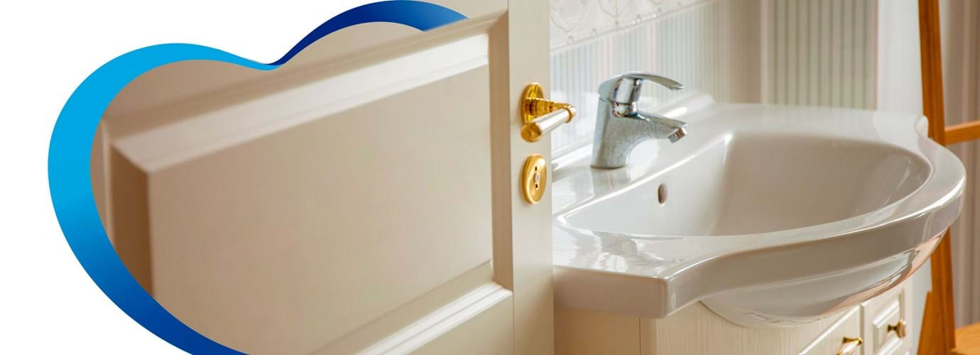 10 modales ideales para el baño