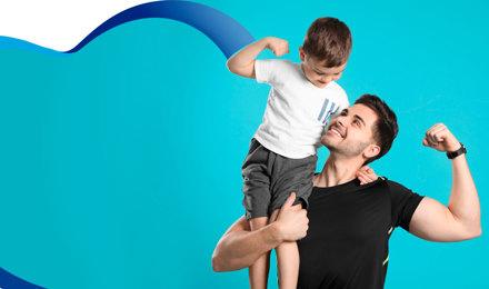 ¡Mantén altas las defensas de tu familia!