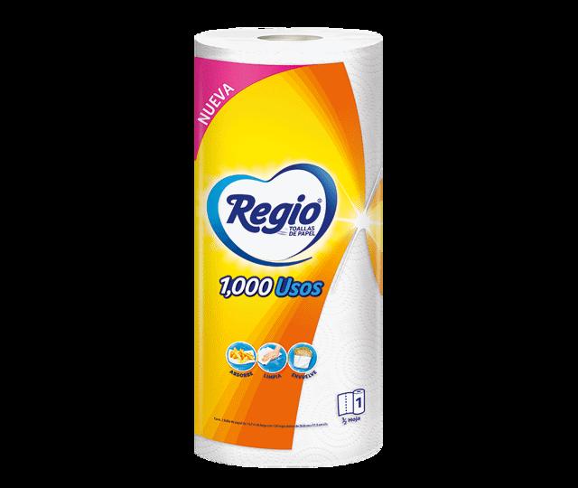 Regio toallas papel