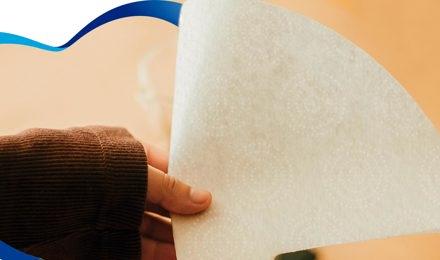 3 usos para tus toallas de papel.