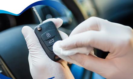 Tips para mantener tu auto limpio por dentro