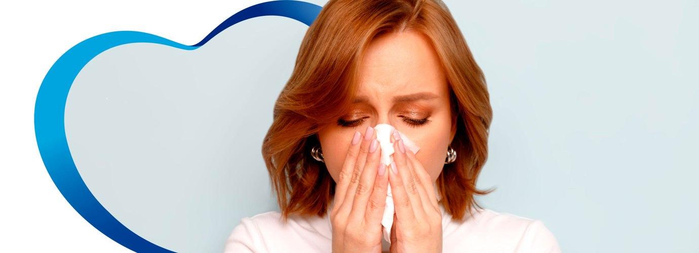 Tips para reconfortar tu nariz en temporada de alergias.