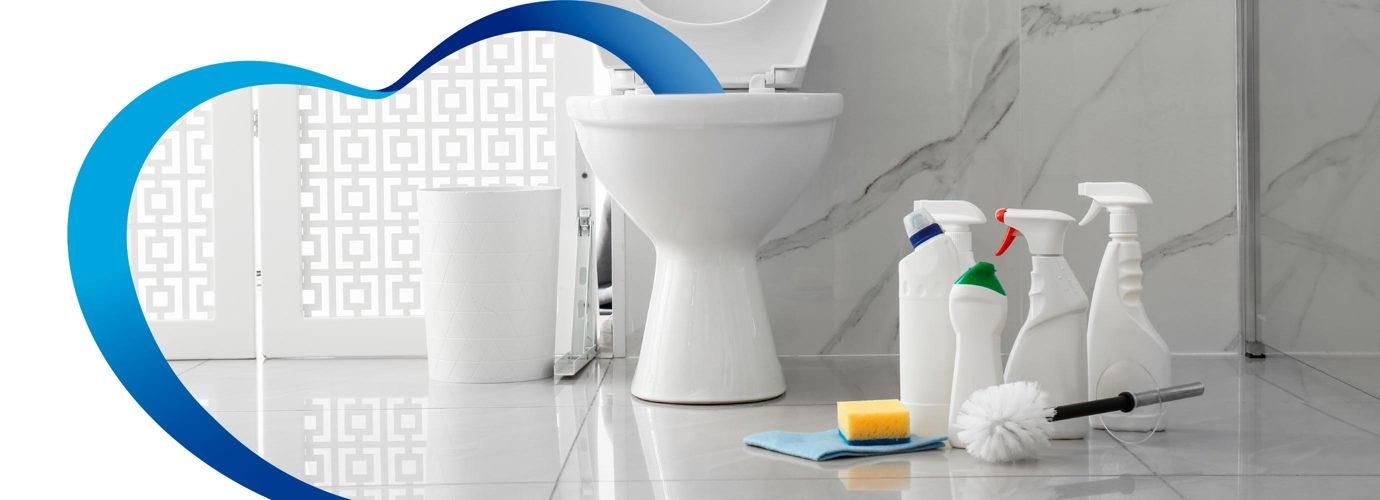 Trucos para una limpieza efectiva del baño.