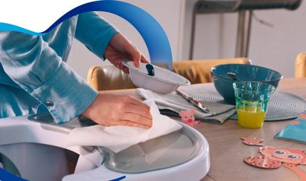 ¿Toallas de papel que remueven bacterias? Todo sobre el sistema Bacteriatrap de Regio®