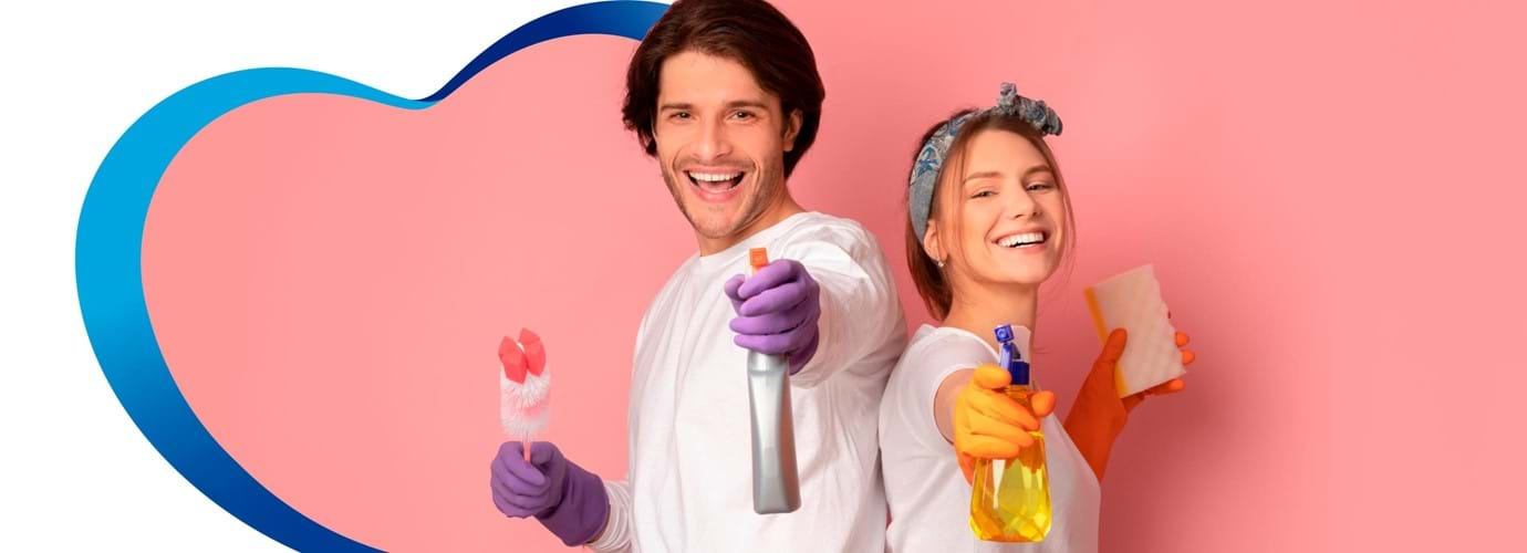 Tips para que la limpieza de tu hogar rinda por más tiempo