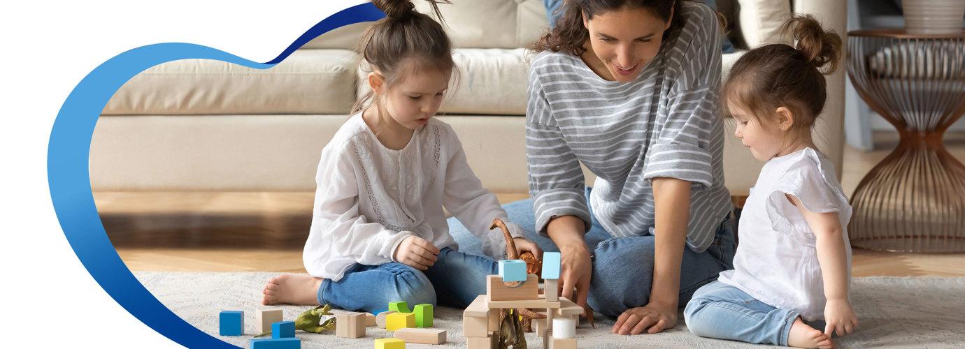 Ideas para pasar un divertido Día del Niño en casa